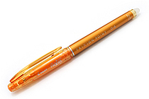 Pilot FriXion Point 04 Gel Pen - 0.4 mm - Apricot Orange - PILOT LF-22P4-AO