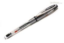 Uni-ball Signo Bit UM-201 Gel Ink Pen - 0.28 mm - Black - UNI UM-201-28.24