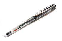Uni-ball Signo Bit UM-201 Gel Ink Pen - 0.28 mm - Black - UNI UM-201-28.24