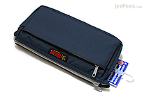 Nomadic PE-09 Flap Type Pencil Case - Navy - NOMADIC EPE 09 NAVY