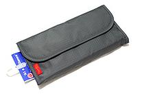 Nomadic PE-10 Tri-Fold Pencil Case - Gray - NOMADIC EPE 10 GRAY