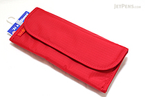 Nomadic PE-10 Tri-Fold Pencil Case - Red - NOMADIC EPE 10 RED