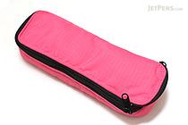Nomadic PN-01 Two Layer Pencil Case - Light Pink - NOMADIC EPN 01 L. PINK