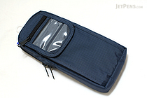 Nomadic PN-02 Side Pocket Pencil Case - Navy - NOMADIC EPN 02 NAVY