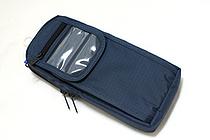Nomadic PN-02 Side Pocket Pencil Case - Navy - NOMADIC EPN 02 NAVY