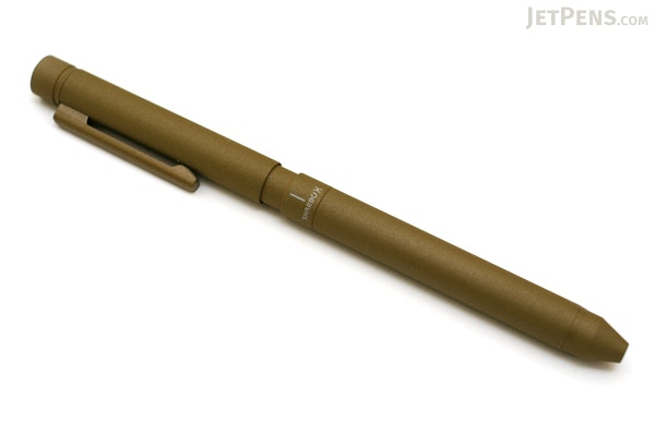 Zebra Sharbo X LT3 Pen Body Component - Khaki Green - ZEBRA SB22-K