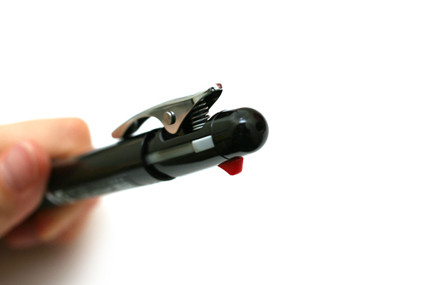 Pilot Fure Fure BeatNic 2 Color 0.7 mm Ballpoint Multi Pen + 0.5 mm Pencil - Black Body - PILOT BKHB-1SR-B