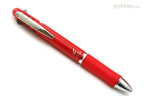Pilot Fure Fure BeatNic 2 Color 0.7 mm Ballpoint Multi Pen + 0.5 mm Pencil - Red Body - PILOT BKHB-1SR-R