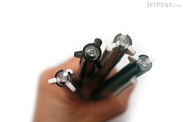 Uni Style Fit 3 Color Multi Pen Body Component - Black - UNI UE3H208.24