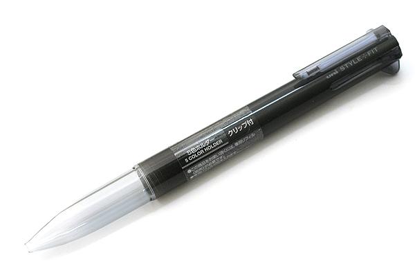 Uni Style Fit 5 Color Multi Pen Body Component - Black - UNI UE5H258.24