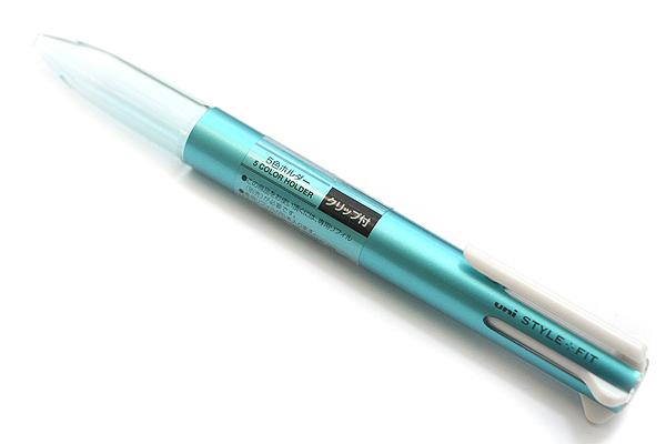 Uni Style Fit 5 Color Multi Pen Body Component - Metallic Blue - UNI UE5H258M.33