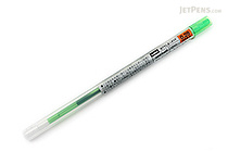 Uni Style Fit Gel Multi Pen Refill - 0.28 mm - Lime Green - UNI UMR10928.5