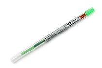 Uni Style Fit Gel Multi Pen Refill - 0.28 mm - Lime Green - UNI UMR10928.5