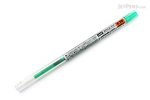 Uni Style Fit Gel Multi Pen Refill - 0.28 mm - Green - UNI UMR10928.6