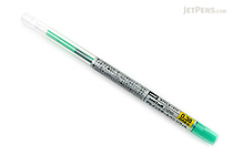 Uni Style Fit Gel Multi Pen Refill - 0.38 mm - Green - UNI UMR10938.6