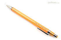 Zebra Color Flight C Sparkling Mechanical Pencil - 0.5 mm - Sun Orange - ZEBRA MA53-SOR