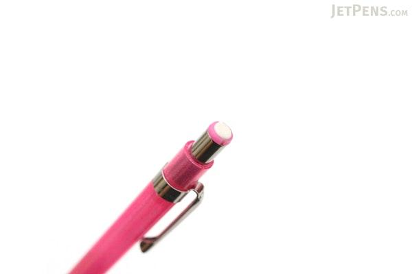 Zebra Color Flight C Sparkling Mechanical Pencil - 0.5 mm - Lovely Pink - ZEBRA MA53-LOP