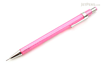 Zebra Color Flight C Sparkling Mechanical Pencil - 0.5 mm - Lovely Pink - ZEBRA MA53-LOP