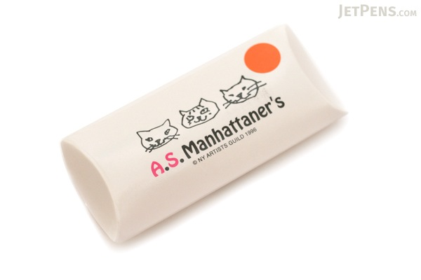 Sailor A.S. Manhattaner's NY Artists Guild Fountain Pen Ink Cartridge - Orange - Pack of 2 - SAILOR 66-4801-173