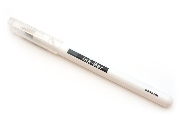 Sailor Ink Bar Disposable Fountain Pen - Fine Nib - Black - SAILOR 26-5181-220