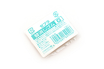 Zebra Eraser Refill - Size G - Pack of 5 - ZEBRA E-5A-G