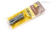 Tachikawa Comic Nib Fountain Pen Refill Cartridge - Sepia - Pack of 2 - TACHIKAWA NC-20S
