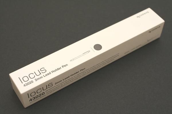 Metaphys Locus 2 mm Lead Holder - Black Body - METAPHYS 43020-BK
