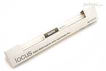 Metaphys Locus 2 mm Lead Holder Refill - White - Set of 3 Pieces - METAPHYS 43021RWH