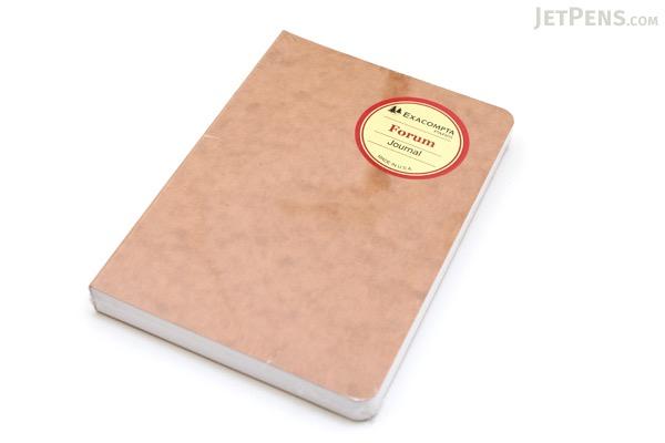 Exacompta Forum Plain Journal - 200 Sheets - Blank - EXACOMPTA 1400