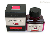 J. Herbin Rose Cyclamen Ink (Cyclamen Pink) - 30 ml Bottle - J. HERBIN H130/66