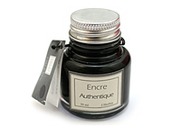 J. Herbin Dip Pen Authentic Ink - 30 ml Bottle - Black - J. HERBIN H139/91