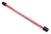 Staedtler Mars Lumochrom Lead Holder Refill - 2 mm - Red - Pack of 4 - STAEDTLER 204 E4-2