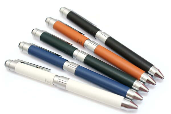 Zebra Sharbo X CL5 Leather-Textured Pen Body Component - Camel Brown - ZEBRA SB15-LC