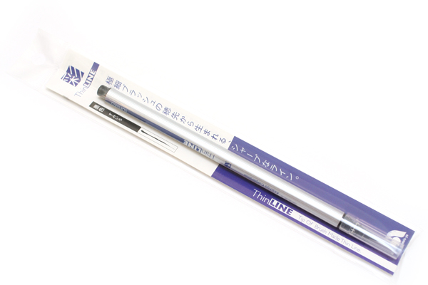 Akashiya Sai ThinLine Watercolor Brush Pen - Sumii-ro (Sumi Black) - AKASHIYA TCA300-12