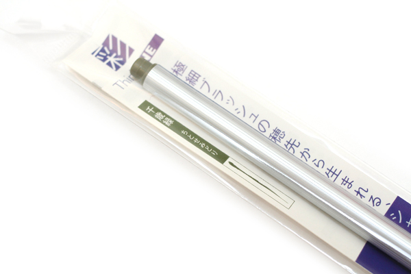 Akashiya Sai ThinLine Watercolor Brush Pen - Chitose (Pine Tree Green) - AKASHIYA TCA300-23