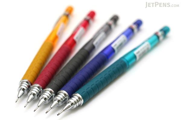 Pilot S5 Drafting Pencil - 0.3 mm - Yellow Body - PILOT HPS-50R-TY3