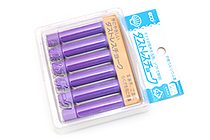 Rikagaku Dustless Chalk - Purple  - Pack of 6 - RIKAGAKU DCC-6-V