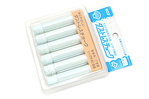Rikagaku Dustless Chalk - White - Pack of 6 - RIKAGAKU DCC-6-W