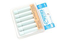 Rikagaku Dustless Chalk - White - Pack of 6 - RIKAGAKU DCC-6-W