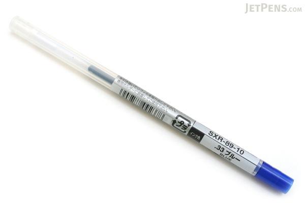 Uni Style Fit Ballpoint Multi Pen Ink Cartridge - 1.0 mm - Blue - UNI SXR8910.33