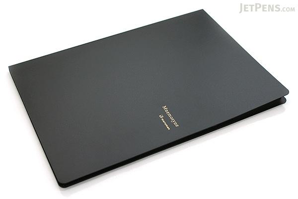 Maruman Mnemosyne HN187A Project Holder + Notepad - A4 - 5 mm Graph - MARUMAN HN187A