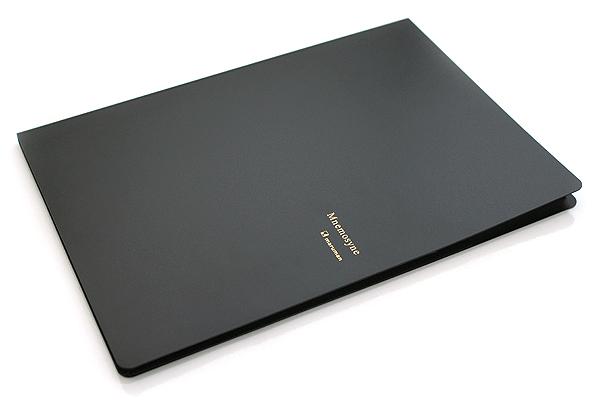 Maruman Mnemosyne Project Holder + Notepad - A4 - 5 mm Graph - MARUMAN HN187A