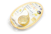 Kokuyo Birdy Correction Tape - 4 mm X 10 m - Yellow Body - KOKUYO TW-M244