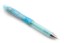 Zebra Airfit Mechanical Pencil with Push Clip - 0.5 mm - Light Blue Body - ZEBRA MA19-LB
