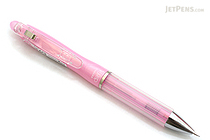 Zebra Airfit Mechanical Pencil with Push Clip - 0.5 mm - Pink Body - ZEBRA MA19-P