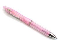 Zebra Airfit Mechanical Pencil with Push Clip - 0.5 mm - Pink Body - ZEBRA MA19-P
