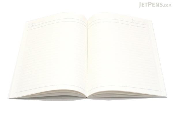 "Kokuyo Campus Notebook - A5 (5.8"" X 8.3"") - Normal Rule - 24 Lines X 70 Sheets - Bundle of 5 - KOKUYO NO-107A BUNDLE"