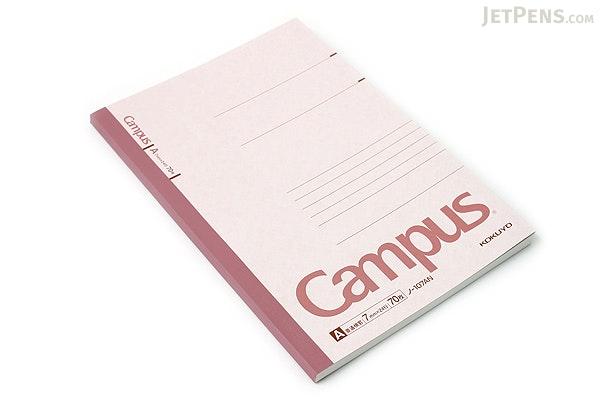 Kokuyo Campus Notebook - A5 - Normal Rule - KOKUYO NO-107AN