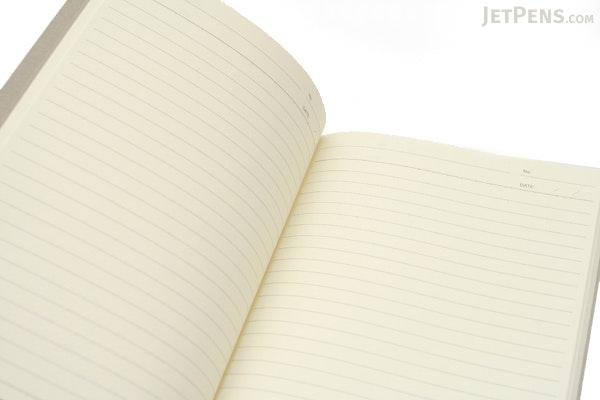 "Kokuyo Cover Notebook Refill - A5 (5.8"" X 8.3"") - Normal Rule - 26 Lines X 80 Sheets - KOKUYO NO-695"