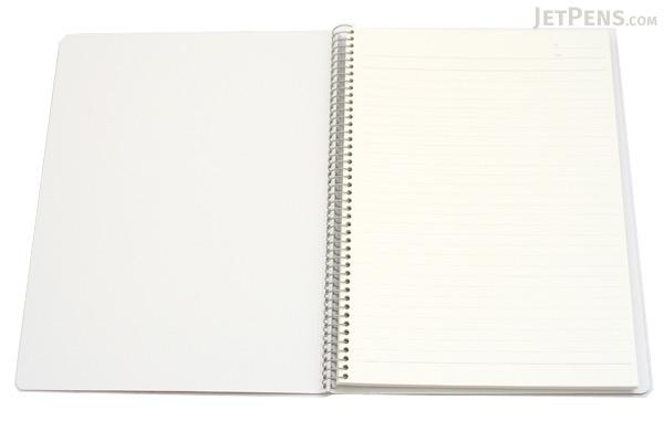 "Kokuyo Campus High Grade CYO-BO Paper Notebook - B5 (6.9"" X 9.8"") - 29 Lines X 80 Sheets - Red - Bundle of 5 - KOKUYO SU-GDC8A BUNDLE"
